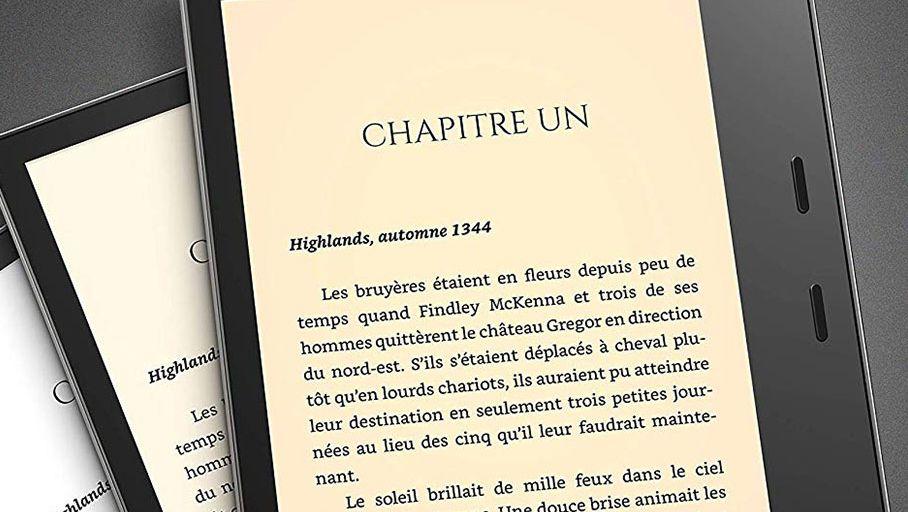 La Kindle Oasis 3 adopte (enfin) un mode nuit pour le confort des yeux