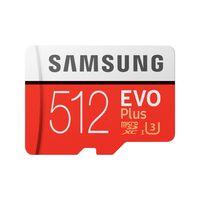 Samsung Evo Plus microSDXC UHS-I 512 Go