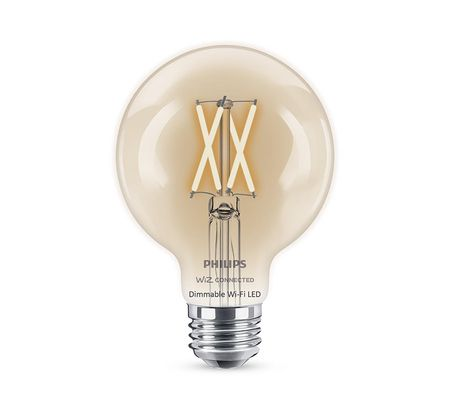 Philips Smart Wi-Fi Led Wiz Dimmable Amber Filament