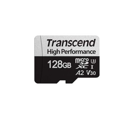 Transcend High Performance 330S microSDXC 128 Go