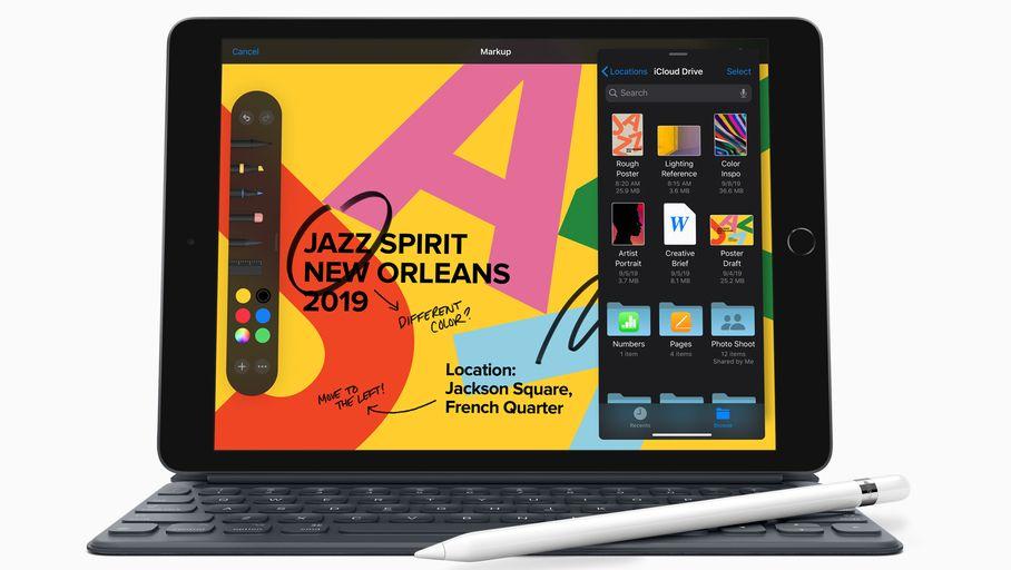 Apple iPad 2019 : un écran plus grand pour une tablette toujours efficace