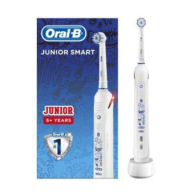 Oral-B Junior Smart : les quenottes de nos bambins passent à la brosse à dents électrique