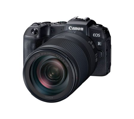 Canon EOS RP + 24-70 mm f/4-6,3 IS USM