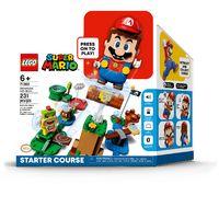 Lego Super Mario Pack de démarrage - Les aventures de Mario