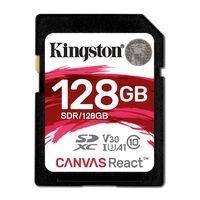 Kingston SD Canvas React SDR 128 Go