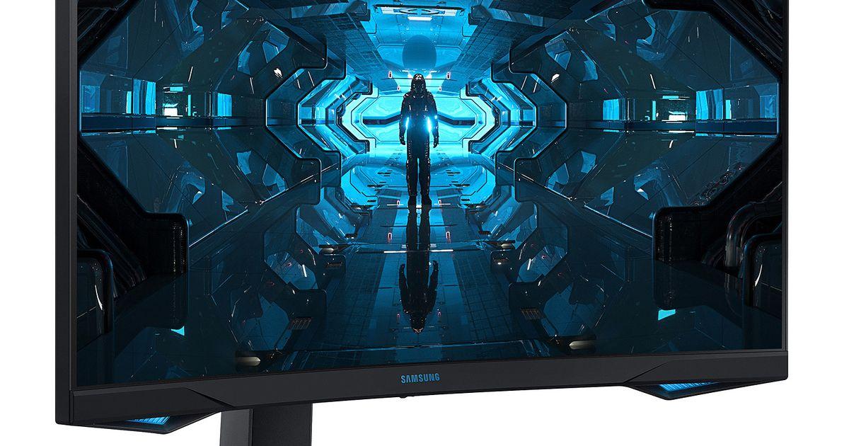 Bon plan – L'ecran LCD pour ordinateur Samsung Odyssey G7 27