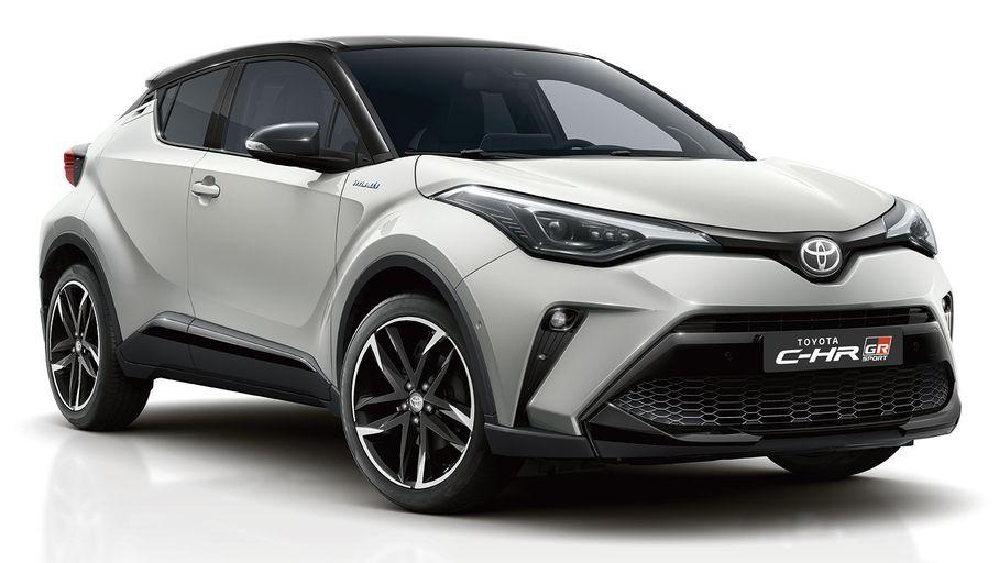 Test Toyota C-HR Hybride Distinctive 184 ch : dynamique et peu gourmand