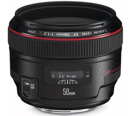 Canon EF 50 mm f/1,2L USM