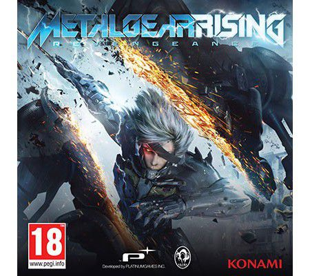 Metal Gear Rising Revengeance PC