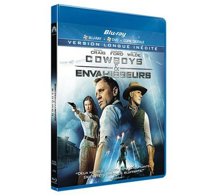 Cowboys & envahisseurs (version longue inédite)