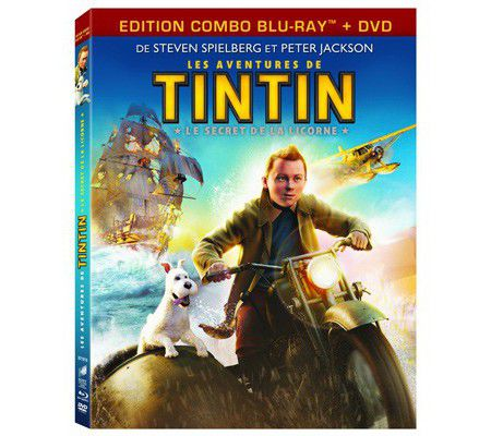Les aventures de Tintin (Spielberg)