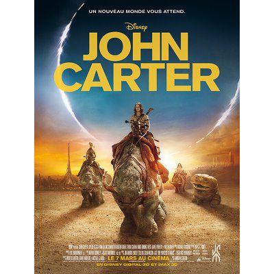 John Carter page