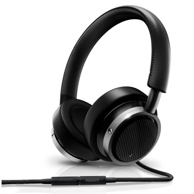 M1 Philips Fidelio Headphones   Side (2)