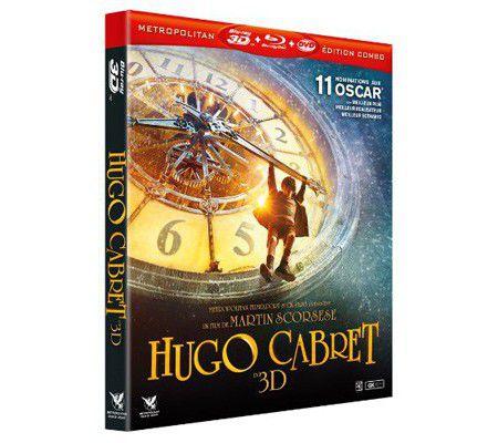Hugo Cabret (Blu-ray 3D)