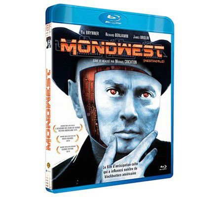 Mondwest (Yul Brynner / restauré 2012)