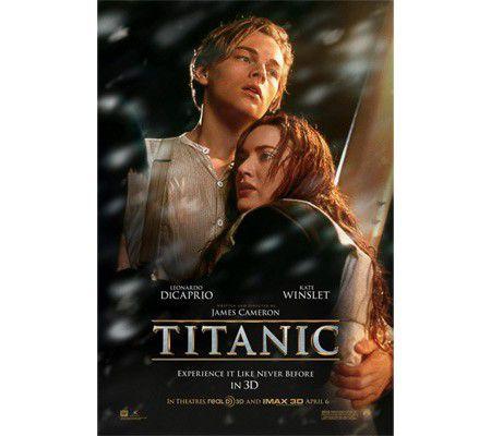 Titanic 3D (film en salle)