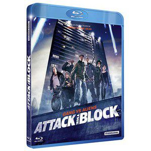 Attack The Block (Nick Frost)