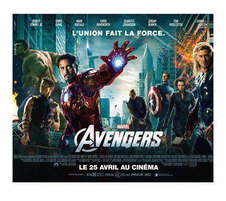 Avengers (film en salle)