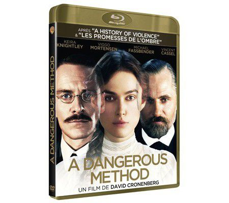 A dangerous method (Cronenberg)