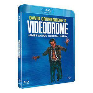 Videodrome (Cronenberg/James Woods)
