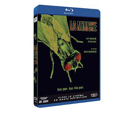La mouche (The Fly - David Cronenberg)