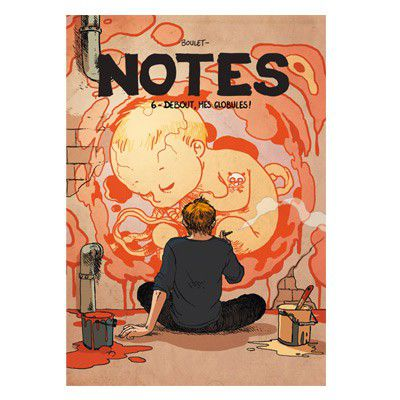 Notes 6 debout mes globules