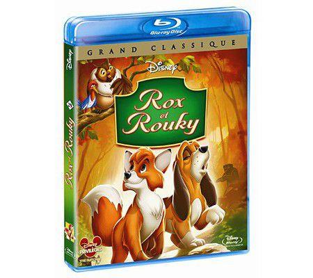 Rox et Rouky (Restauration 2012)