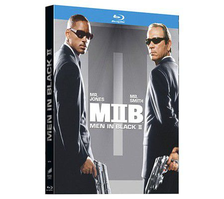 Men In Black (volet 2 - MIIB)