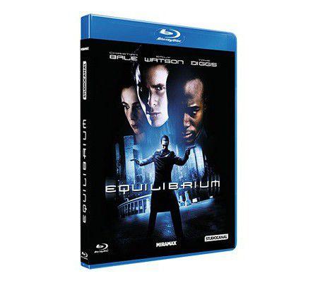 Equilibrium (réédition Blu-ray 2012)