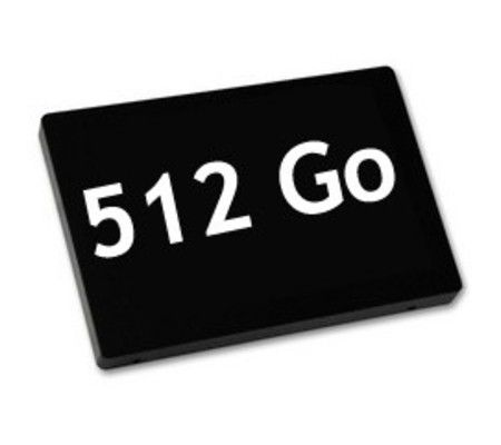 SSD 512 Go