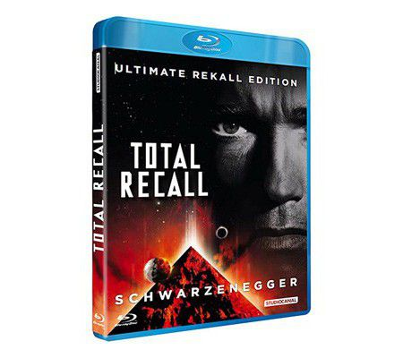 Total Recall, Ultimate Rekall Edition 2012