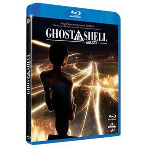 Ghost in the Shell (version 2.0 Blu-ray + originelle DVD)