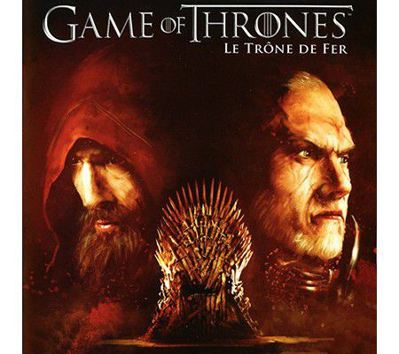 Game of Thrones Le Trône de Fer