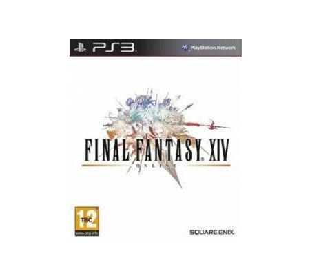 Final Fantasy XIV : A Realm Reborn PS3