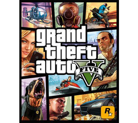 Grand Theft Auto V HD (GTA 5)