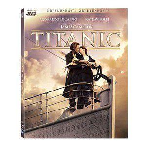 Titanic Blu-ray 3D (restauration 4K)