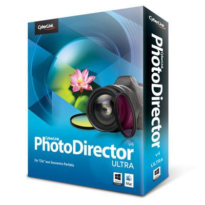 PhotoDirector 4 Ultra