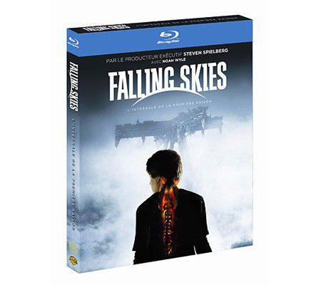 Falling Skies, saison 1 (Prod Spielberg)