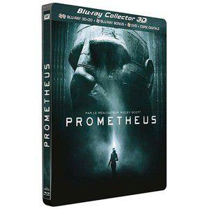 Prometheus (Blu-ray version 3D)
