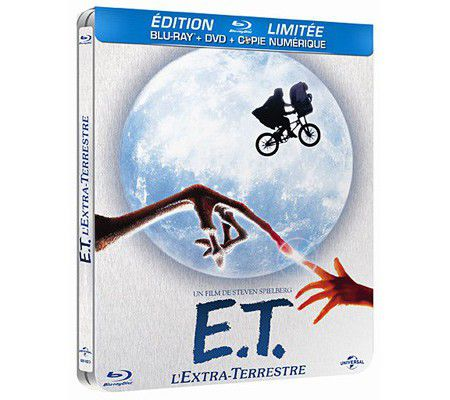 E.T., L'Extra-Terrestre (restauration 2012)