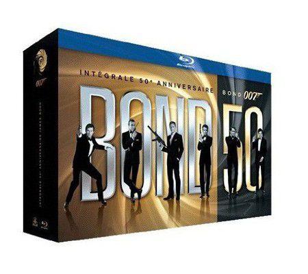 L'espion qui m'aimait (Coffret Blu-ray 2012)