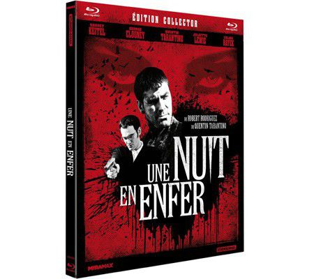Une nuit en enfer (Collector 2012/Tarantino)