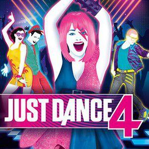 Just Dance 4 Wii U