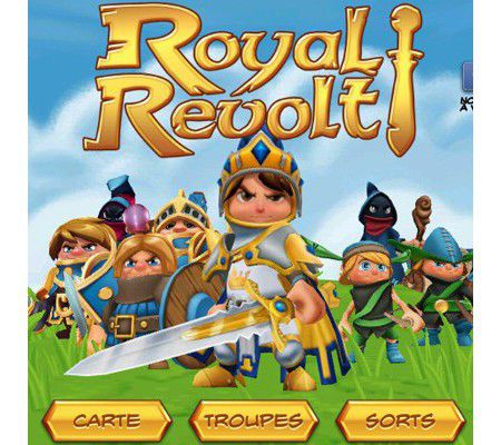 Royal Revolt!