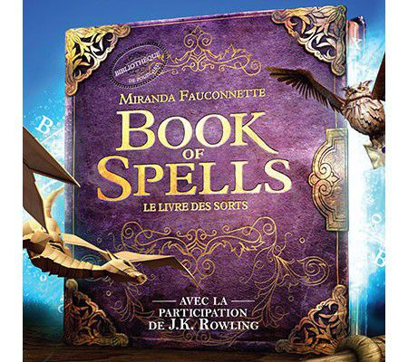 Wonderbook : Book of Spells, Le Livre des Sorts