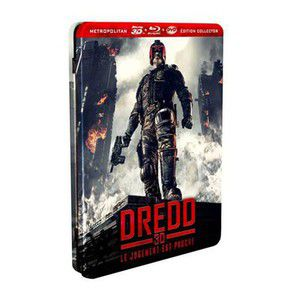Dredd (2012) - Blu-ray 3D
