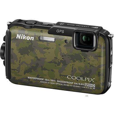 AW110, le baroudeur de Nikon