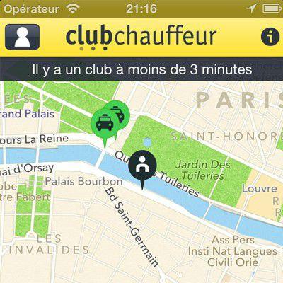 Club Chauffeur : Le prix avant tout