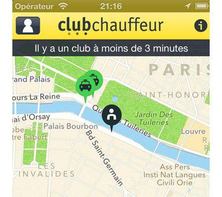 Club Chauffeur