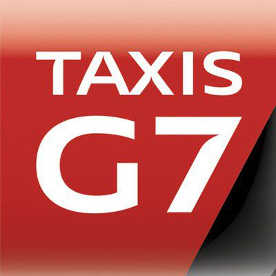 Taxi G7 : Ne pas confondre les applications.